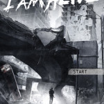 I Am Alive - iPhone application by Sekkei Studio - Start page