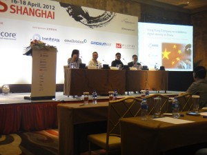 SES Conference Shanghai 2012