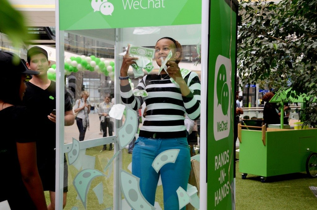 WeChat Wallet - Experiential O2O event