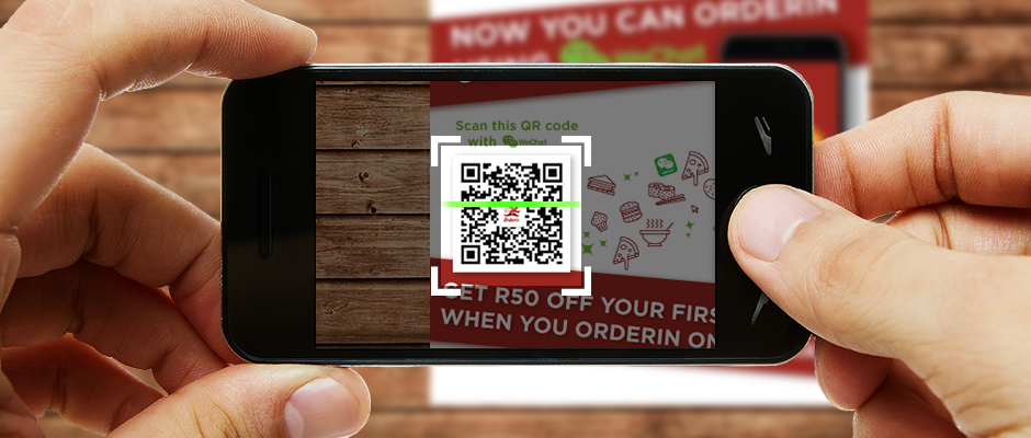 QR Code use in China