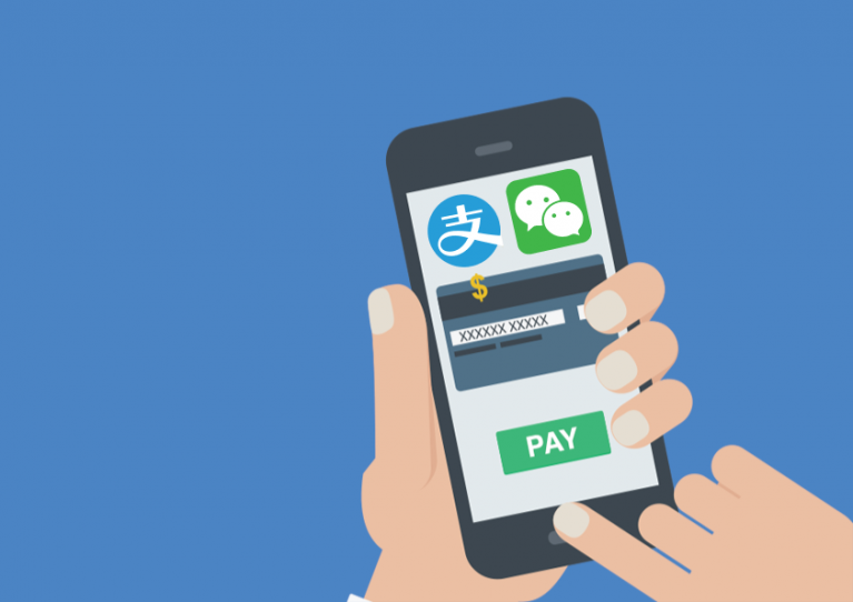 wechat pay alipay