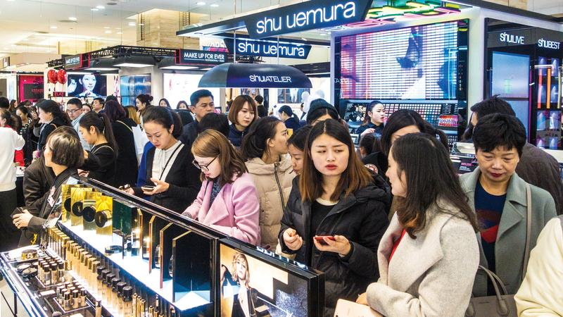 China Cosmestic Consumers