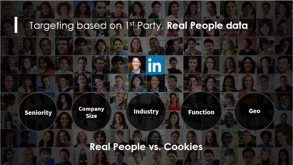 Why should B2B Businesses Consider LinkedIn