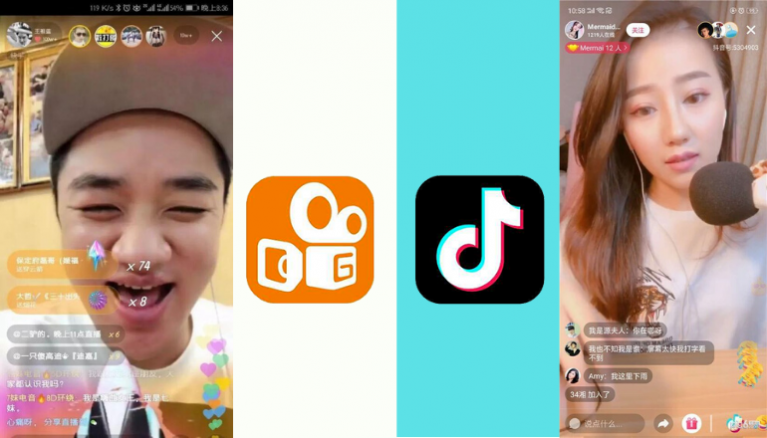 TikTok vs Kuaishou: Hottest Short-Video Apps for New Business Opportunity