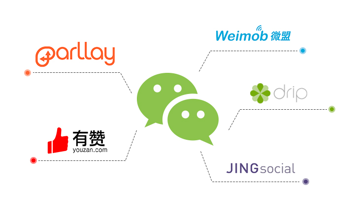 Chinese Social CRM Platforms