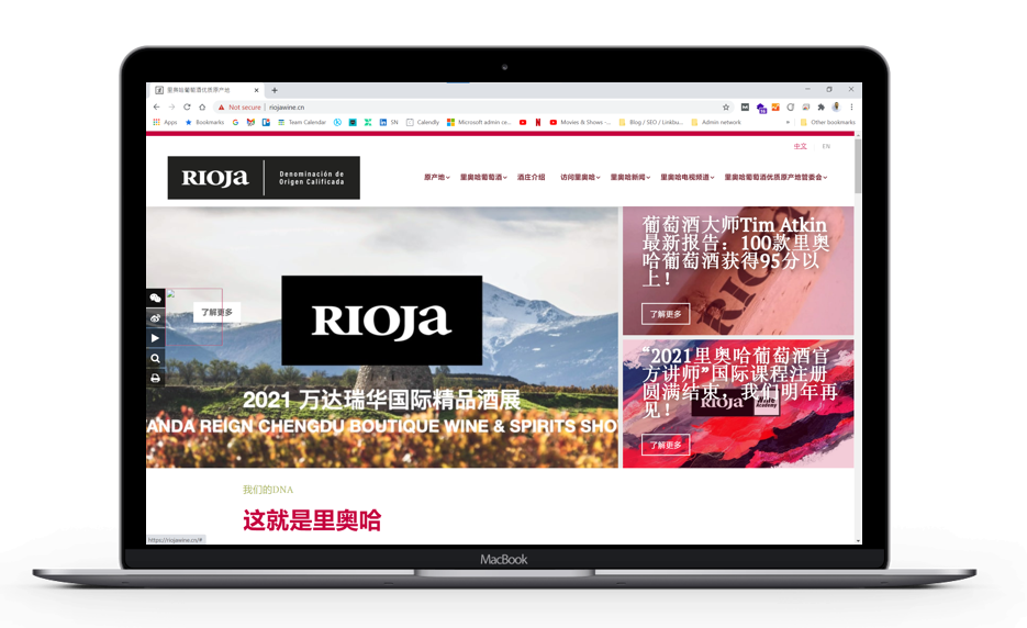 Localize your website
