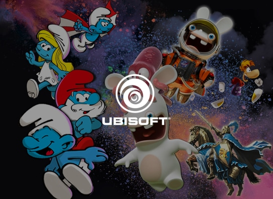 Ubisoft, Social Media Operation, UI and UX Design
