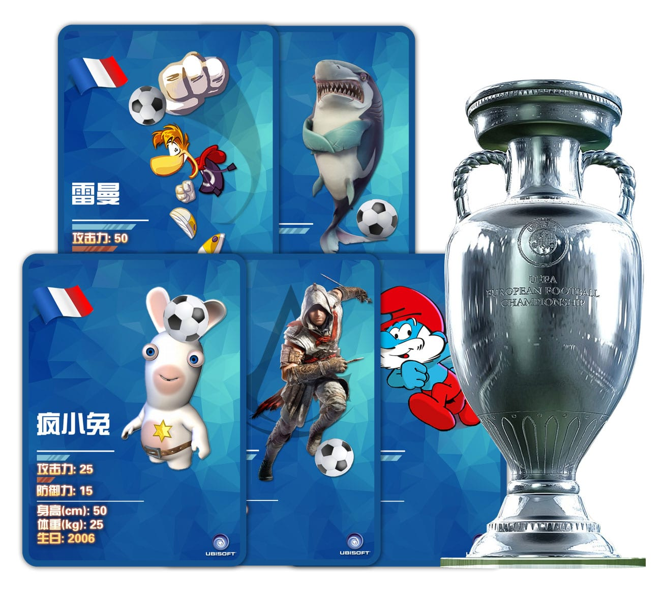 Euro Cup 2016 Activation