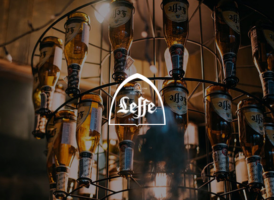 Leffe, Social Media Operations, Digital Creative Services and O2O Campaign Strategy